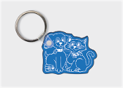 Dog & Cat Key Tag