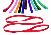 Non-Personalized Flat Leashes