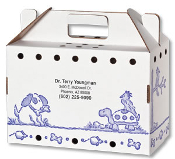 Story Book Pet Carrier