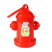 Fire Hydrant Bag Dispenser Full Color